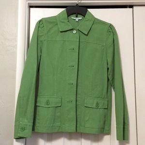 CAbi Cotton Jacket